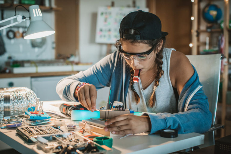 Priming  the  Pump: Supporting Women in Tech