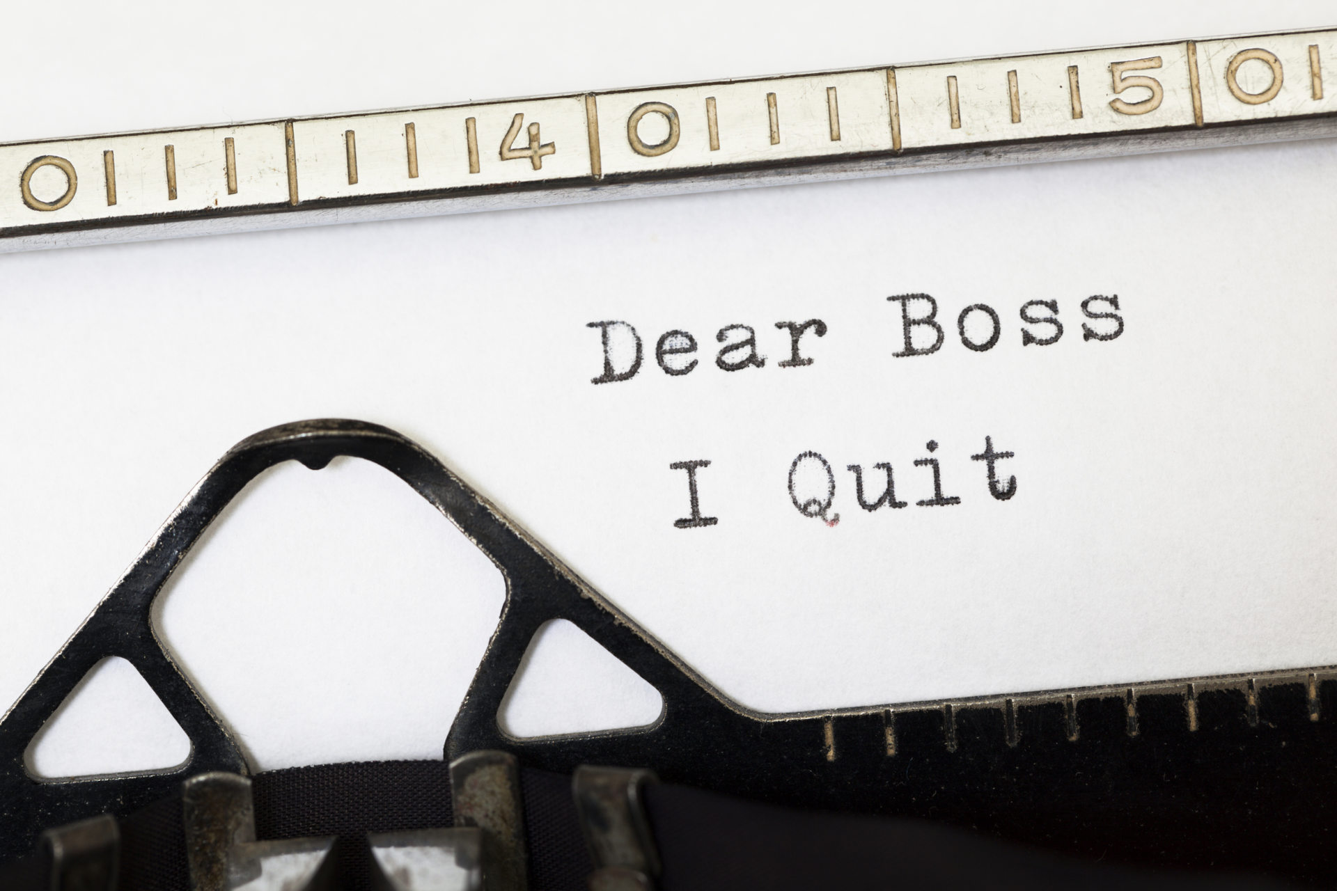 Read more about the article The Great Resignation – A New Era in the Workforce